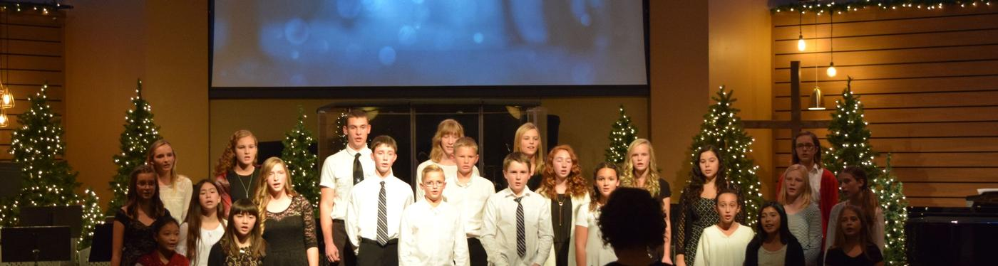 Music Christmas Choir