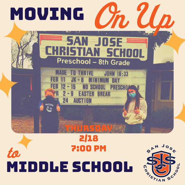 5TH GRADE | MOVING ON UP